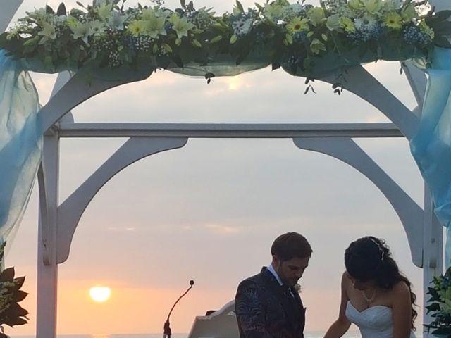 La boda de Hansely y Rubén en Motril, Granada 1