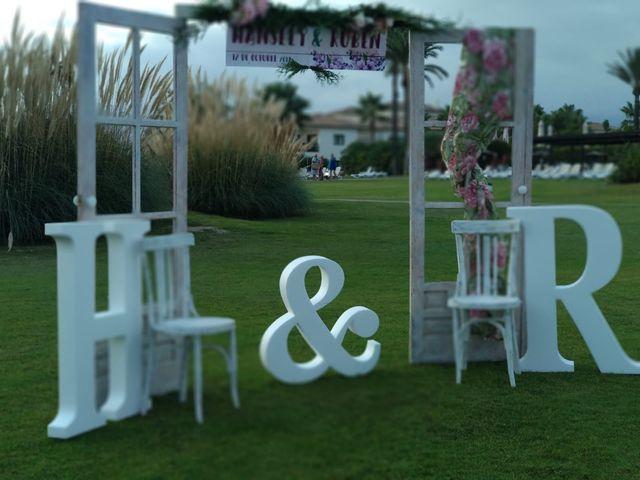La boda de Hansely y Rubén en Motril, Granada 5