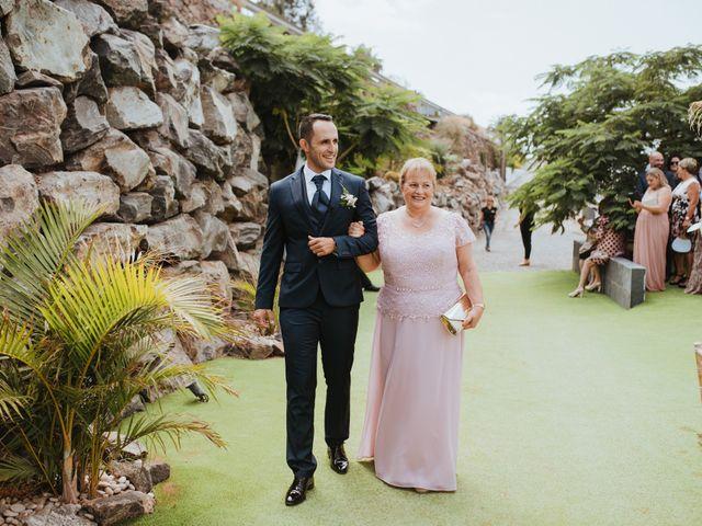 La boda de Yonay y Elizabeth en Aguimes, Las Palmas 14