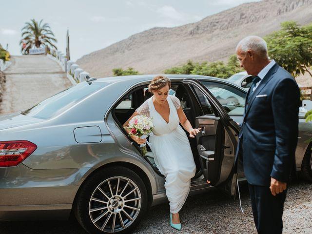 La boda de Yonay y Elizabeth en Aguimes, Las Palmas 16
