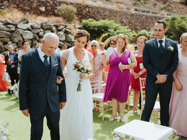 La boda de Yonay y Elizabeth en Aguimes, Las Palmas 18