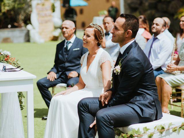 La boda de Yonay y Elizabeth en Aguimes, Las Palmas 20