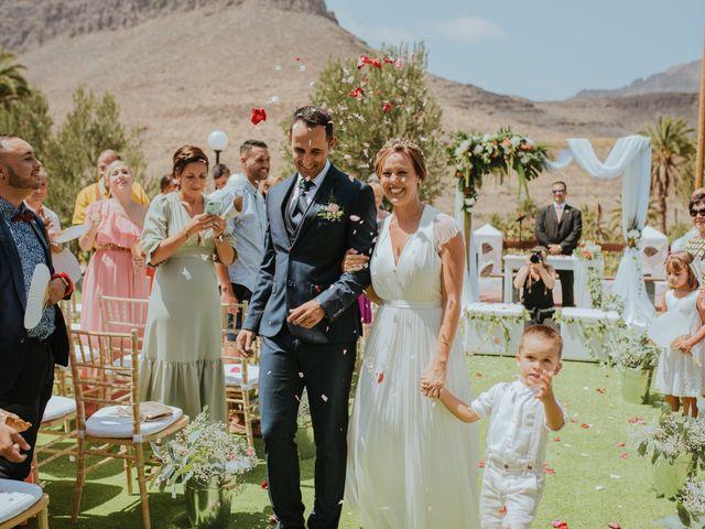 La boda de Yonay y Elizabeth en Aguimes, Las Palmas 25