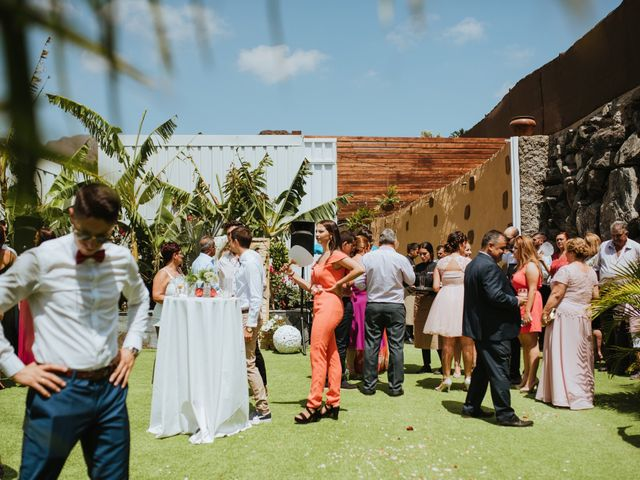 La boda de Yonay y Elizabeth en Aguimes, Las Palmas 29
