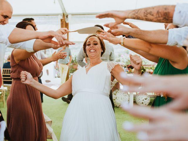 La boda de Yonay y Elizabeth en Aguimes, Las Palmas 40