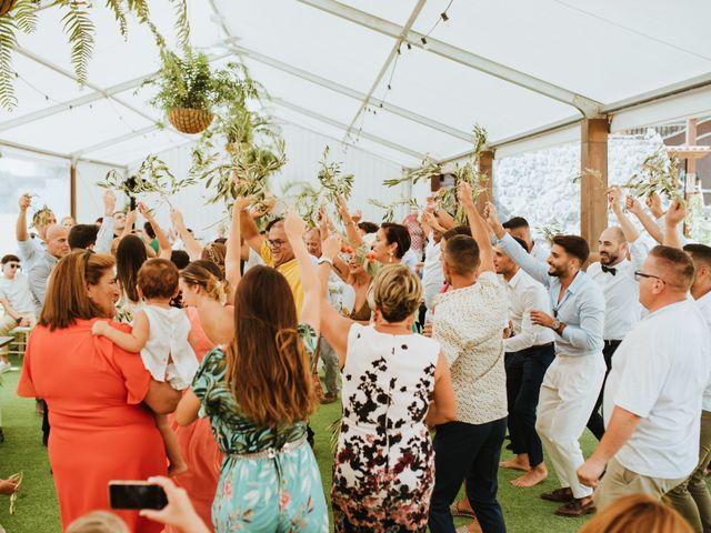 La boda de Yonay y Elizabeth en Aguimes, Las Palmas 41