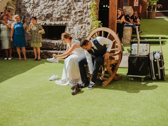 La boda de Yonay y Elizabeth en Aguimes, Las Palmas 45