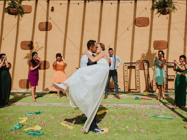 La boda de Yonay y Elizabeth en Aguimes, Las Palmas 48