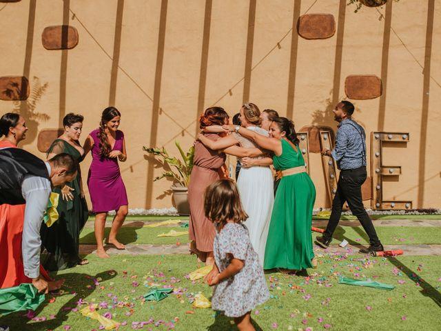 La boda de Yonay y Elizabeth en Aguimes, Las Palmas 49