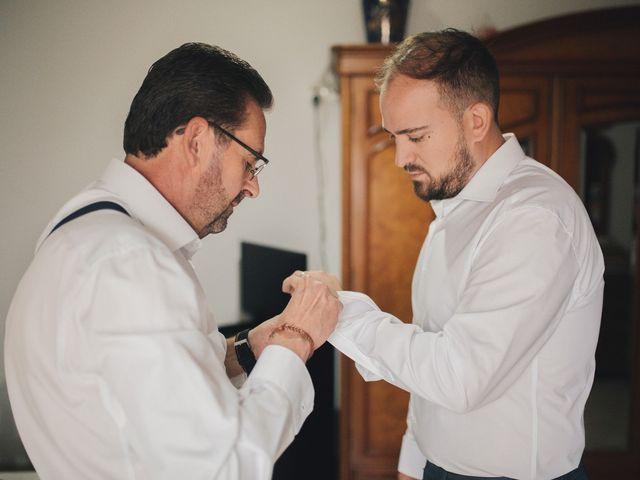 La boda de Ismael y Almudena en Jerez De Los Caballeros, Badajoz 9
