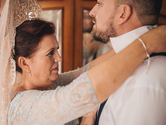 La boda de Ismael y Almudena en Jerez De Los Caballeros, Badajoz 13