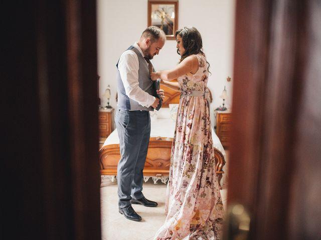 La boda de Ismael y Almudena en Jerez De Los Caballeros, Badajoz 15