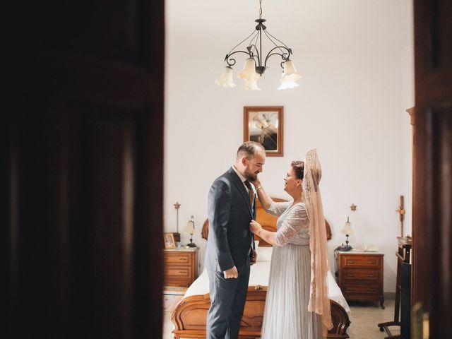 La boda de Ismael y Almudena en Jerez De Los Caballeros, Badajoz 18