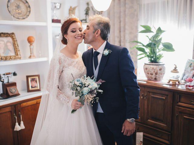 La boda de Ismael y Almudena en Jerez De Los Caballeros, Badajoz 41