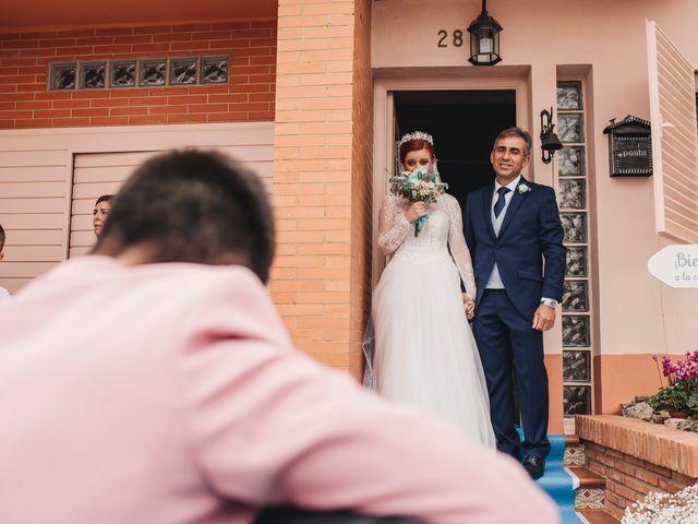 La boda de Ismael y Almudena en Jerez De Los Caballeros, Badajoz 43