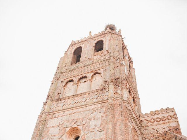 La boda de Ismael y Almudena en Jerez De Los Caballeros, Badajoz 47