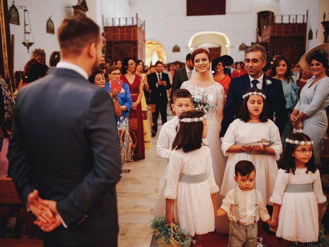 La boda de Ismael y Almudena en Jerez De Los Caballeros, Badajoz 58