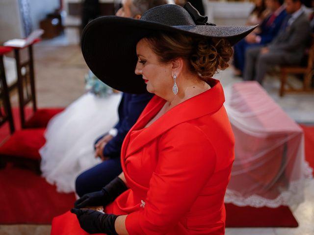 La boda de Ismael y Almudena en Jerez De Los Caballeros, Badajoz 63