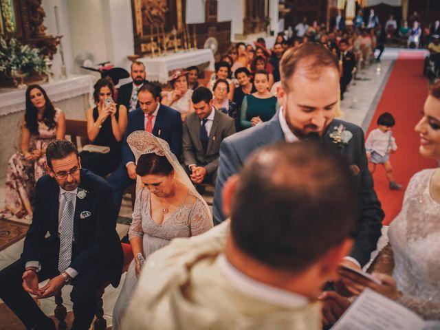 La boda de Ismael y Almudena en Jerez De Los Caballeros, Badajoz 68