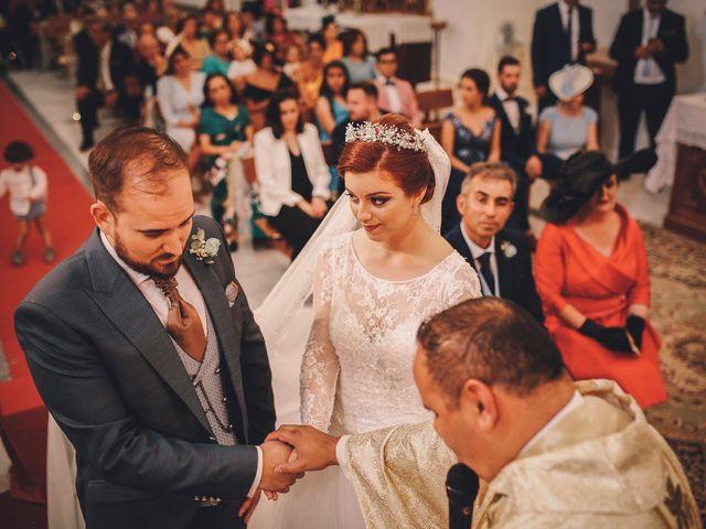 La boda de Ismael y Almudena en Jerez De Los Caballeros, Badajoz 70