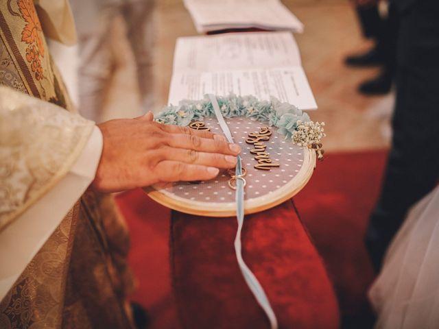 La boda de Ismael y Almudena en Jerez De Los Caballeros, Badajoz 71