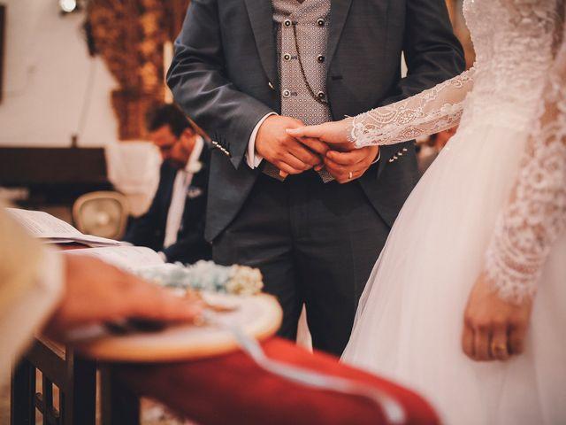 La boda de Ismael y Almudena en Jerez De Los Caballeros, Badajoz 72