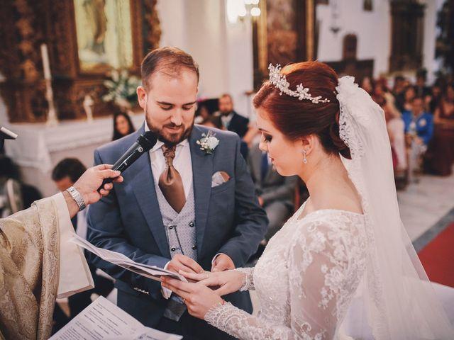 La boda de Ismael y Almudena en Jerez De Los Caballeros, Badajoz 73