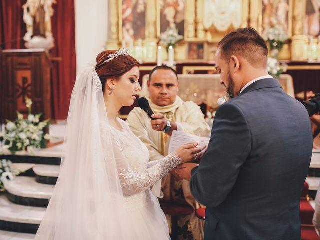 La boda de Ismael y Almudena en Jerez De Los Caballeros, Badajoz 74