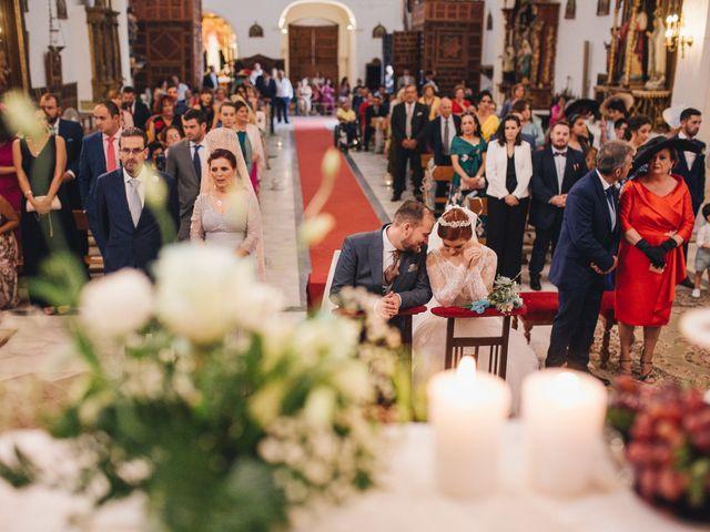 La boda de Ismael y Almudena en Jerez De Los Caballeros, Badajoz 77