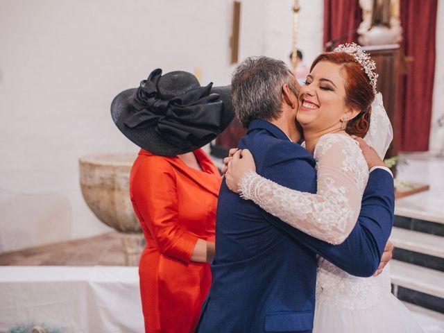 La boda de Ismael y Almudena en Jerez De Los Caballeros, Badajoz 79