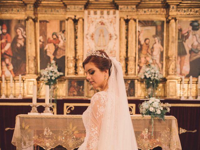 La boda de Ismael y Almudena en Jerez De Los Caballeros, Badajoz 82