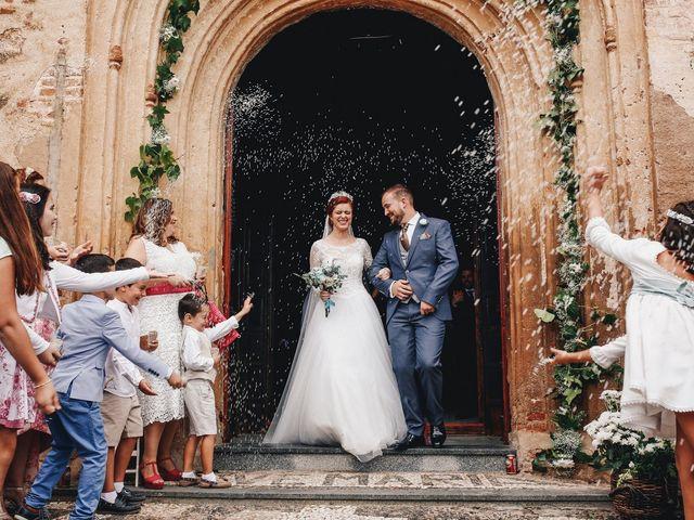 La boda de Ismael y Almudena en Jerez De Los Caballeros, Badajoz 83