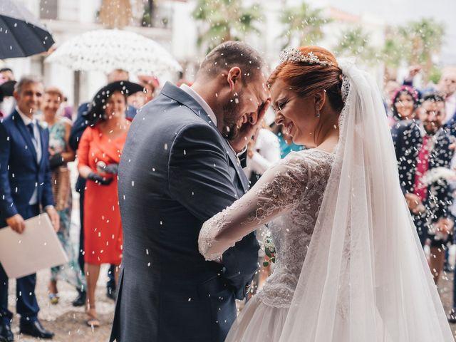 La boda de Ismael y Almudena en Jerez De Los Caballeros, Badajoz 84