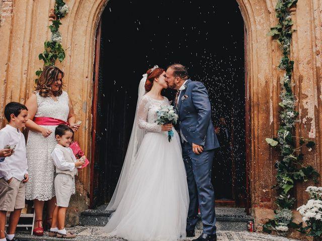 La boda de Ismael y Almudena en Jerez De Los Caballeros, Badajoz 87