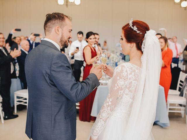 La boda de Ismael y Almudena en Jerez De Los Caballeros, Badajoz 98
