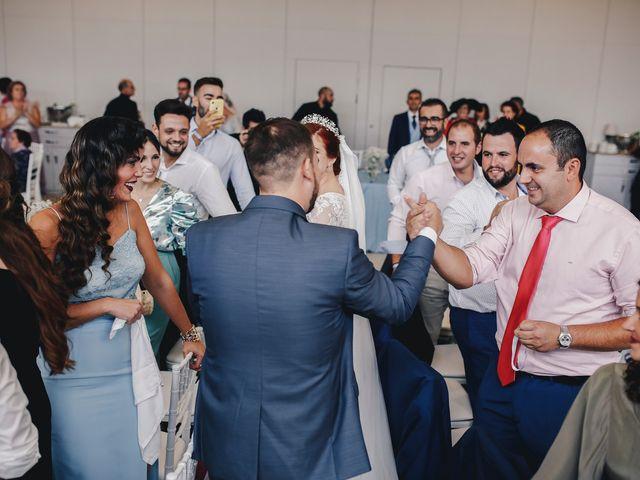 La boda de Ismael y Almudena en Jerez De Los Caballeros, Badajoz 99