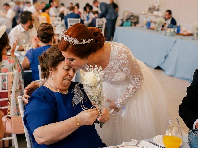 La boda de Ismael y Almudena en Jerez De Los Caballeros, Badajoz 101