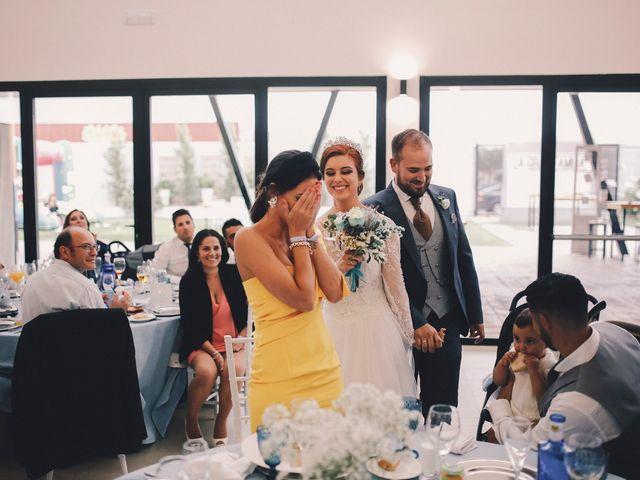 La boda de Ismael y Almudena en Jerez De Los Caballeros, Badajoz 102