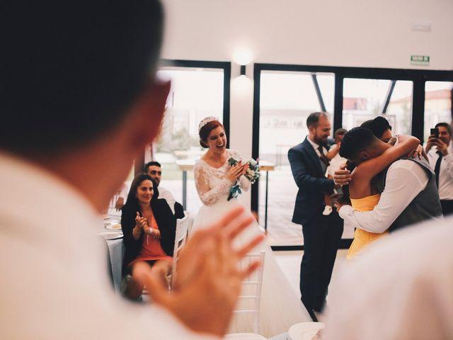 La boda de Ismael y Almudena en Jerez De Los Caballeros, Badajoz 104