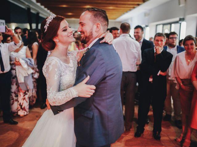 La boda de Ismael y Almudena en Jerez De Los Caballeros, Badajoz 110