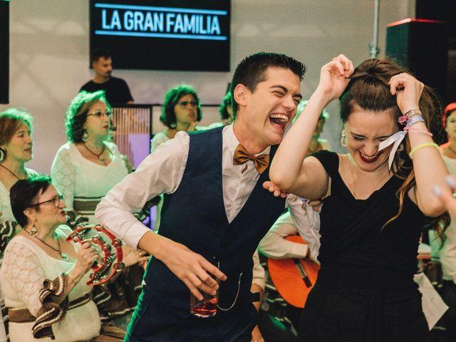 La boda de Ismael y Almudena en Jerez De Los Caballeros, Badajoz 112