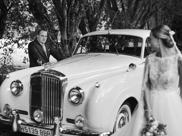 La boda de Tino y Sandra en Lugo, Lugo 35