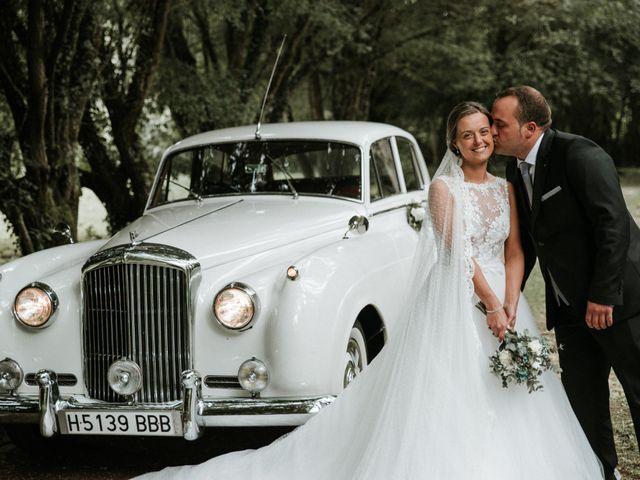 La boda de Tino y Sandra en Lugo, Lugo 1