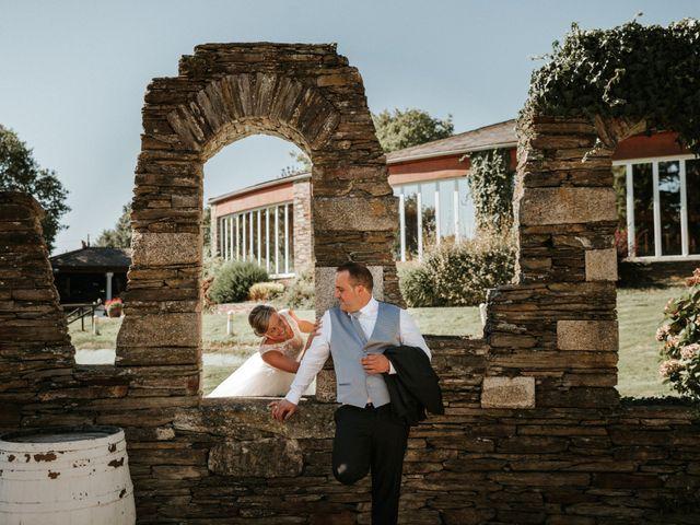 La boda de Tino y Sandra en Lugo, Lugo 49