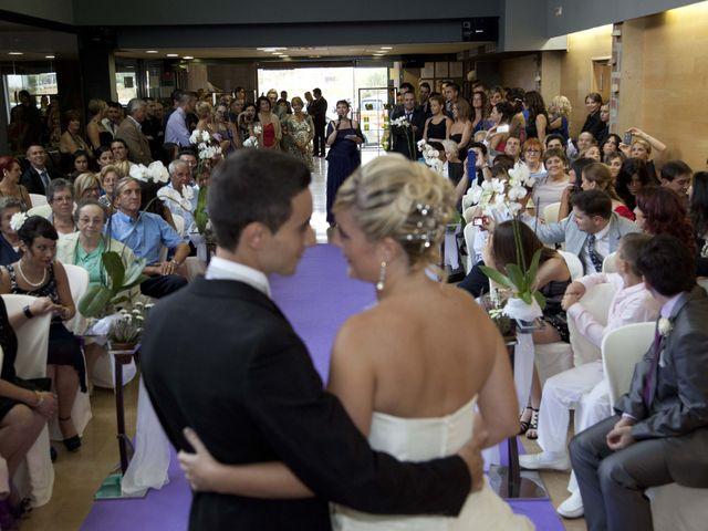La boda de David y Débora en Castelló/castellón De La Plana, Castellón 1