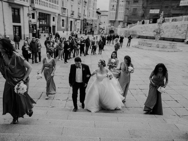 La boda de Guillermo y Nadia  en Burgos, Burgos 1