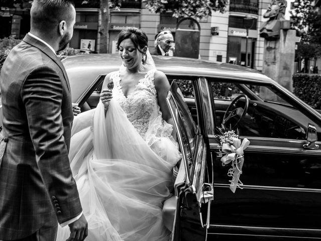 La boda de Carlos y Veronica en Zaragoza, Zaragoza 25