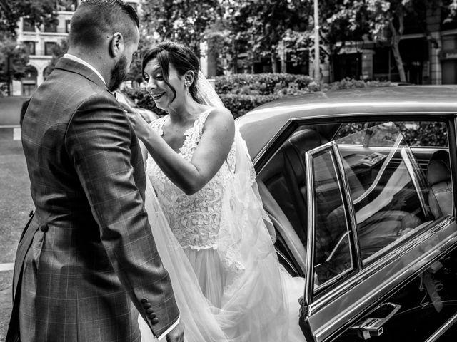 La boda de Carlos y Veronica en Zaragoza, Zaragoza 26