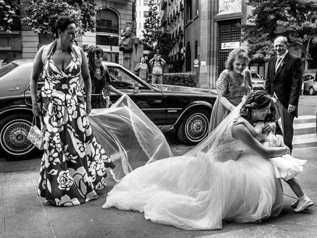 La boda de Carlos y Veronica en Zaragoza, Zaragoza 27