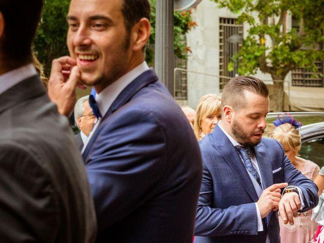 La boda de Carlos y Veronica en Zaragoza, Zaragoza 28